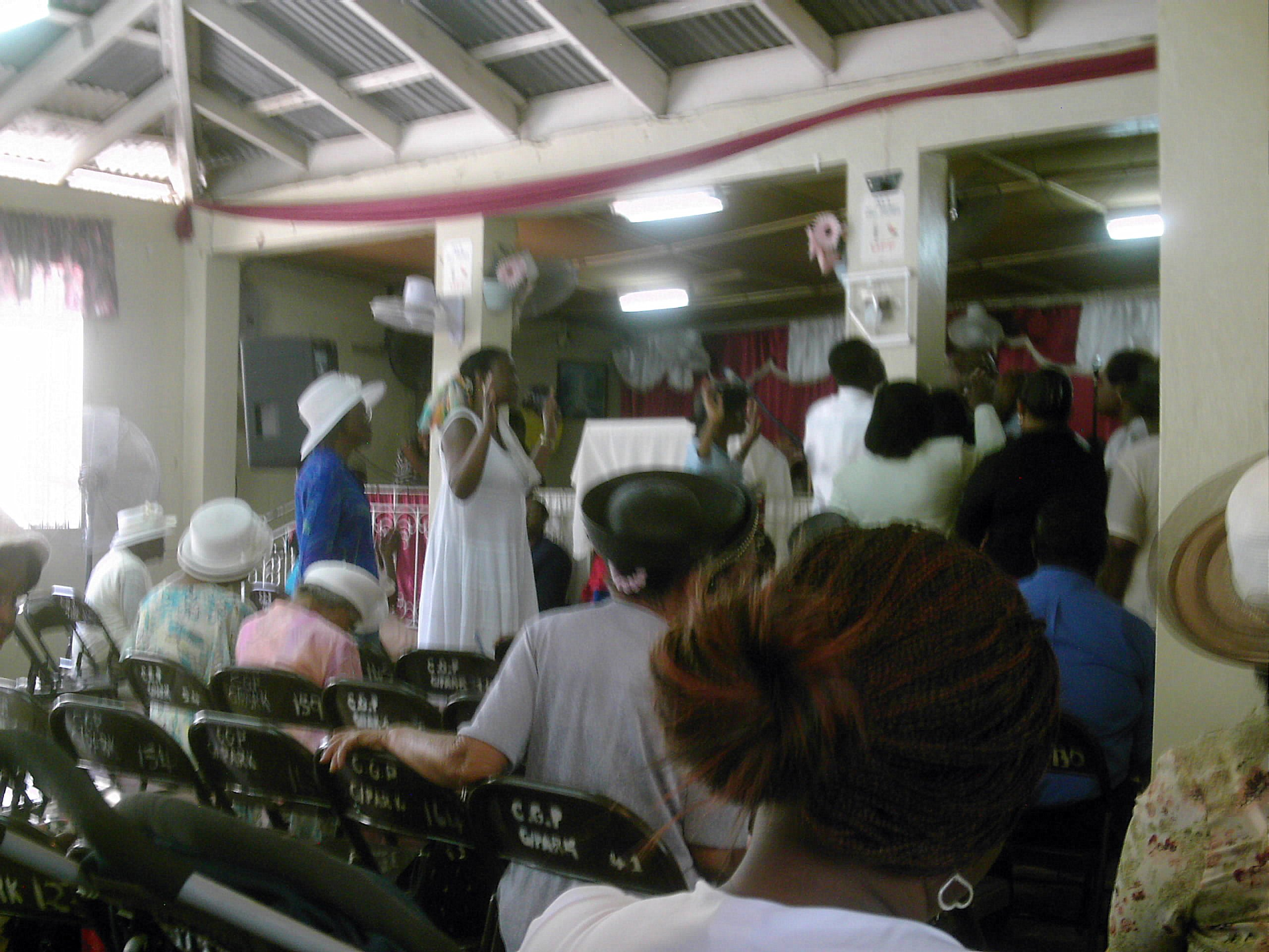 Gregory Park Church Of God of Prophesy